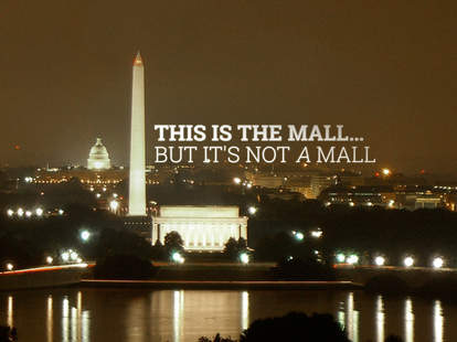 Things you have to explain to out-of-towners about DC