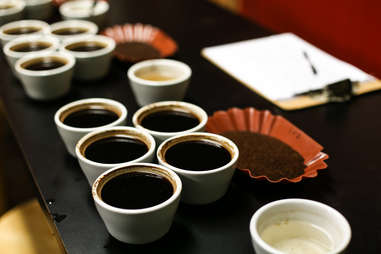 coffee flights