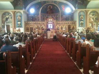 Holy Trinity Greek Orthodox Cathedral NOLA
