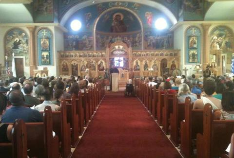 Holy Trinity Greek Orthodox Cathedral NOLA