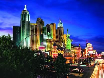 New York- New York Hotel & Casino