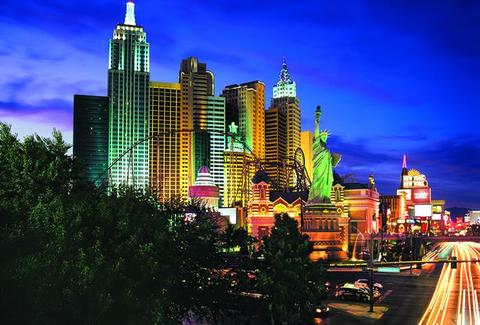 New York- New York Hotel & Casino