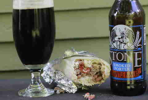 Stone Smoked Porter with Chipotle