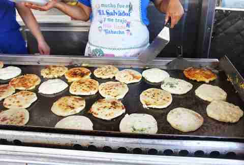 How to get NYC's best pupusas
