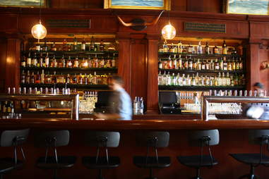 This is the bar at SF's best new German beer hall