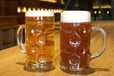 These are beers at SF's best new German beer hall