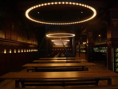 This is SF's best new German beer hall