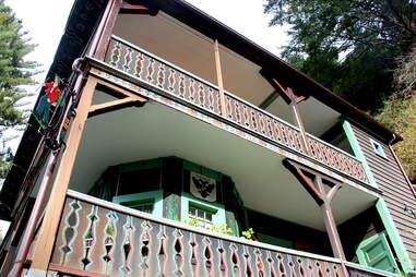 Facade of Tourist Club