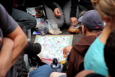 Games at Tourist Club