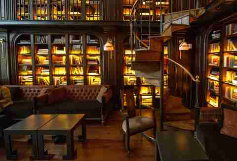 NOMAD LIBRARY BAR