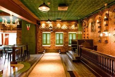 Vendetta Bocce Bar & Tavern Bocce Bars DC