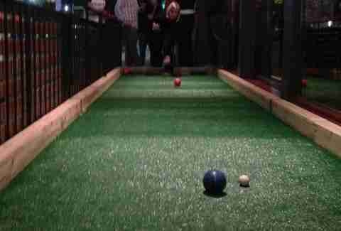 Bars with bocce in Washington DC - Thrillist