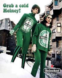 1960s Heineken ad