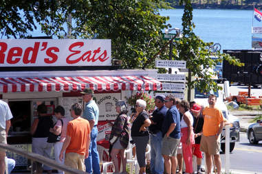 red's eats lobster roll