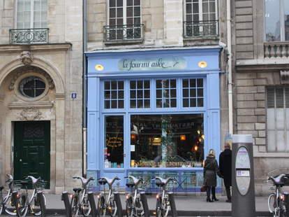 La Fourmi Ailée Paris