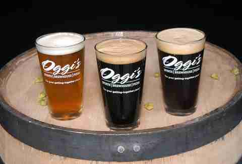 Oggi's Pizza and Brewing Company Best Breweries SD