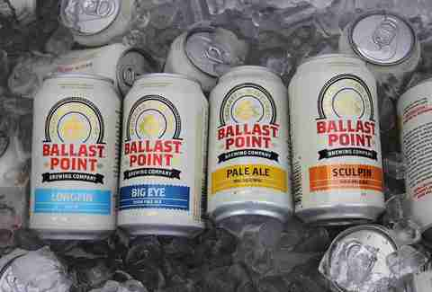 Ballast Point Best Breweries SD