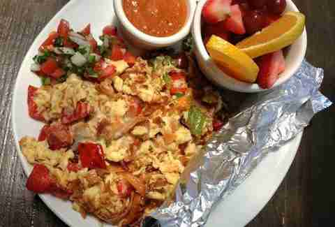Vickery Park Bar Best Brunch Dishes DAL