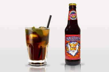rum and coke/troegenator