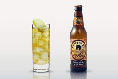 whiskey ginger/kentucky bourbon barrel ale