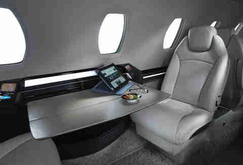 World 39 S Fastest Private Jet Cessna Citation X Thrillist