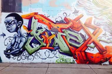 Graffiti Things Detroiters Love DET