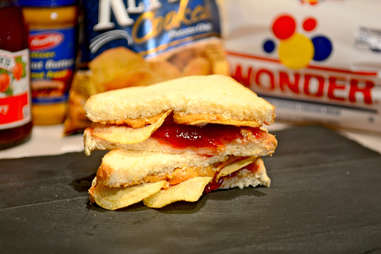 pb & j with chips