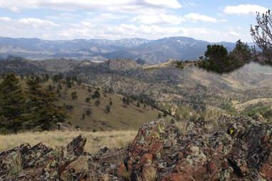 Bell Cross Ranch in Cascade, Montana
