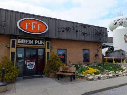 Midwest beer brewery