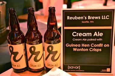 Cream Ale SAVOR DC