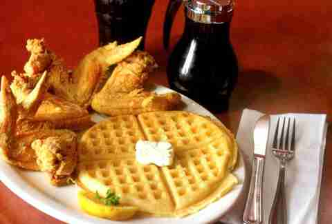 Gladys Knight's Chicken and Waffles