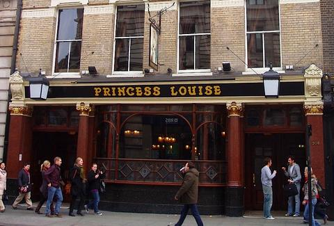 Princess Louise London