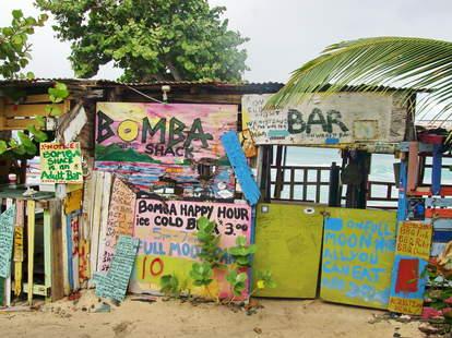 bomba shack