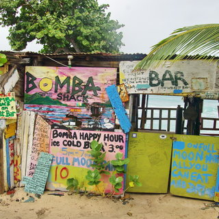 Soggy Dollar Bar Jost Van Dyke BVI