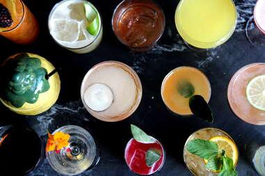 Cocktails at Trick Dog