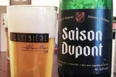 Saison Dupont Summer Beer Picks DC