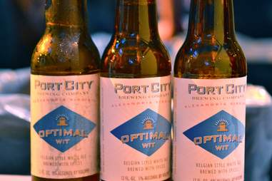 Optimal Wit Summer Beer Picks DC