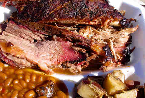 Brooks' Place Best BBQ Joints Houston