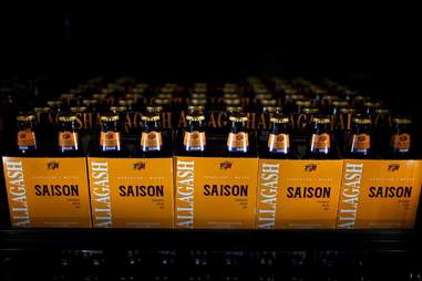 Allagash Saison Summer Beer Picks BOS