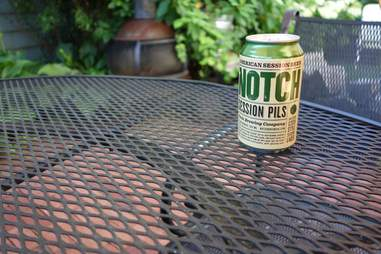 Notch Session Pils Summer Beer Picks BOS