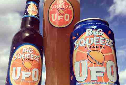 Harpoon UFO Big Squeeze Shandy Summer Beer Picks BOS