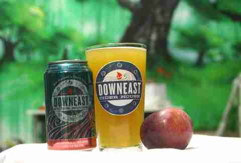Downeast Cider Original Blend Summer Beer Picks BOS