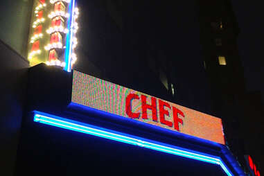 Chef review