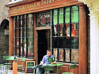 Jerusalem Tavern London