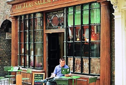 Jerusalem Tavern London