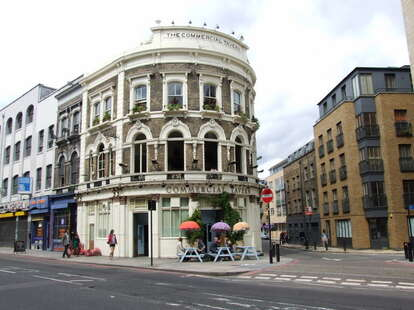 The Commercial Tavern London