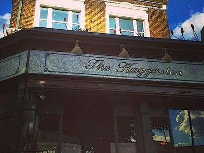 The Haggerston London