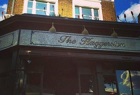 The Haggerston London