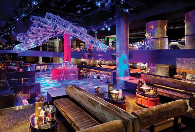 Best Las Vegas Nightclubs The 12 Hottest Places To Party