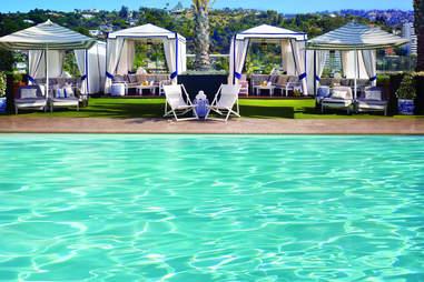 The London pool